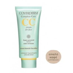 COVERDERM COMPLETE CARE CC soft brown 40ml