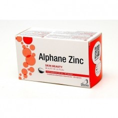 BIORGA ALPHANE ZINC 15MG SKIN BEAUTY 60CAPS