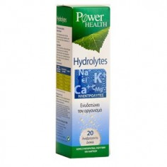 POWER HYDROLYTES 20 Eff.Tabs