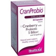 HEALTH AID Cran Probio 30caps