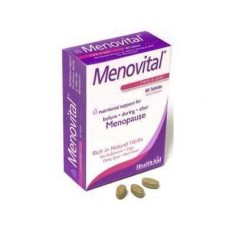 HEALTH AID MENOVITAL 60 tabs