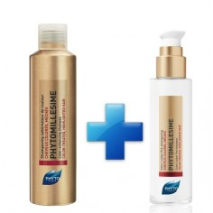 ΠΡΟΣΦΟΡΑ ΓΙΑ ΒΑΜΜΕΝΑ ΜΑΛΛΙΑ PHYTO PHYTOMILLESIME COLOR ENHANCING SHAMPOO 200 ml & COLOR LOCKER PRE-SHAMPOOING 100 ml