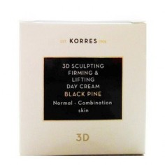 KORRES BLACK PINE ANTIWRINKLE  & FIRMING DAY CREAM 40ml FOR NORMAL AND COMBINATION SKIN