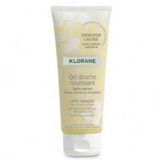 KLORANE GEL DOUCHE DOUCEUR LATEE 200ml