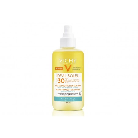 VICHY IDEAL SOLEIL SPF30 HYDRACTION - ΕΝΥΔΑΤΙΚΟ ΝΕΡΟ 200mL