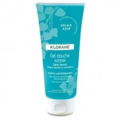 KLORANE GEL DOUCHE SURGRAS ESCALE AZUR 200ml