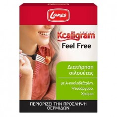 LANES Kcaligram Feel Free 16 tablets