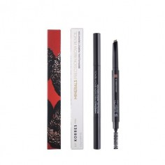 KORRES Precision Brow Pencil  01 Dark Shade 0,2gr