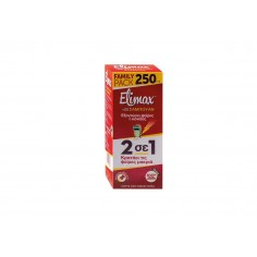 ELIMAX Antilice Shampoo 250ml Family Pack