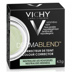 VICHY DERMABLEND REDNESS CORRECTOR 4,5gr
