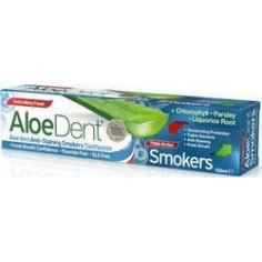 OPTIMA ALOEDENT SMOKERS TOOTHPASTE 100ml