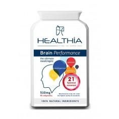 HEALTHIA BRAIN PERFORMANCE 90caps