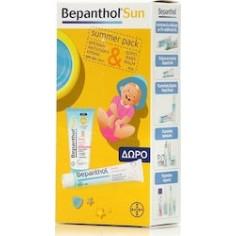 BEPANTHOL SUN Baby Mineral Cream 50+spf 50ml + Balm 30gr