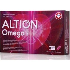 ALTION OMEGA 30 softgels
