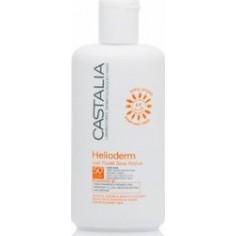 CASTALIA Helioderm Lait Fluide 50+spf Perfume Free 200ml
