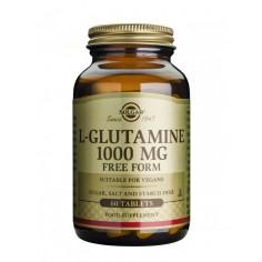 SOLGAR L -GLUTAMINE 1000mg tabs 60s