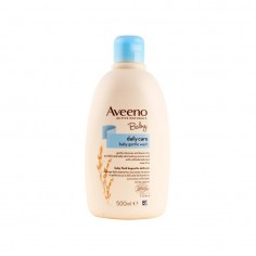 AVEENO DAILY CARE BABY GENTLE WASH (FLUID) 500ml