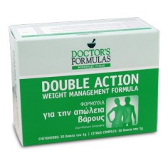 DOCTORS FORMULAS DOUBLE SLIM 60 tablets