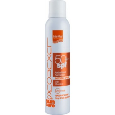 LUXURIOUS ANTIOXIDANT SUNSCREEN INVISIBLE SPRAY SPF50 200ml