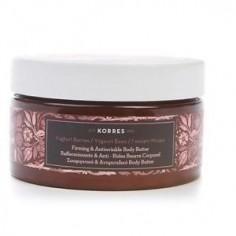 Korres Firming & Antiwrinkle Body Butter Yoghurt Berries Συσφιγκτικό & Αντιρυτιδικό Γιαούρτι Μούρα 200ml