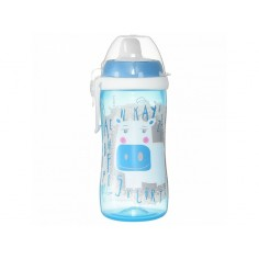 NUK ΠΟΤΗΡΙ KIDDY CUP  FROZEN with clip 12+ 300ml